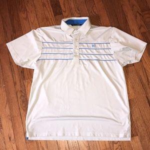 Travis Mathew Polo Size XL